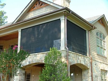 Solar Shades St Louis Mo Window Exterior And